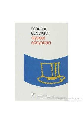 Siyaset Sosyolojisi-Maurice Duverger
