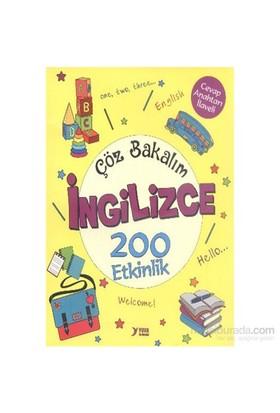 Çöz Bakalım İngilizce 200 Etkinlik-Nurten Ertaş