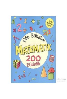 Çöz Bakalım Matematik 200 Etkinlik - Nurten Ertaş
