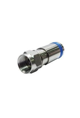Prolink Pr-F05 Rg6 Sıkmalı Tip F Konnektör