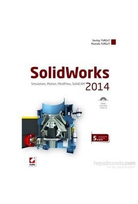 SolidWorks 2014 - Simulation, Motion, MoldFlow, SolidCAM