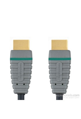 Bandridge BCL2315 HDMI - HDMI 5m Ethernet High Speed Altın Kaplama Kablo