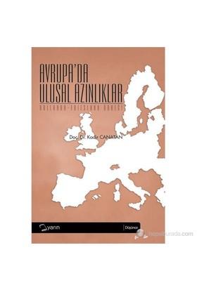 Avrupa'Da Ulusal Azınlıklar-Kadir Canatan