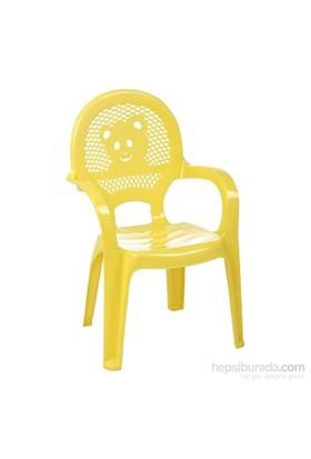 Siesta Panda Çocuk Sandalyesi Sarı