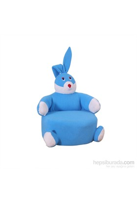 Bemenya Mavi Tavşan Çocuk Koltuğu