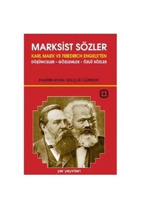 Marksist Sözler