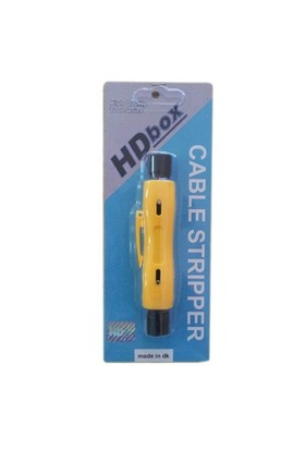 Hdbox Pratik Kablo Soyucu 2 Bıçaklı