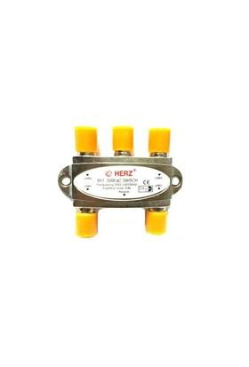 Herz 1X4 Diseqc Switch