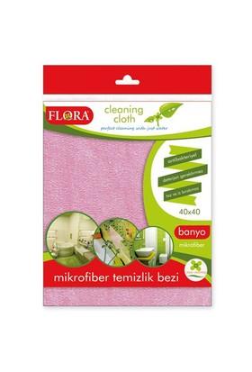 Flora Mikrofiber Bez (Banyo-Mutfak) Jelatin