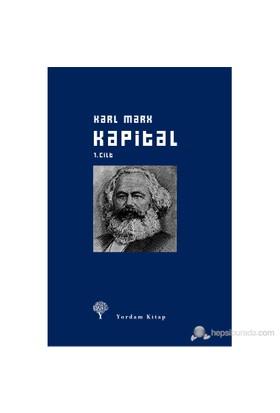 Kapital (Sert Kapak-Ciltli) - Karl Marx