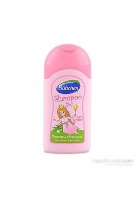 Bübchen Çocuk Şampuan + Balsam Prenses Rosalea (Kız, 2Si 1 Arada) 50Ml