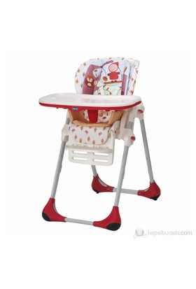 Chicco Polly 2 in 1 Mama Sandalyesi / Happy Land