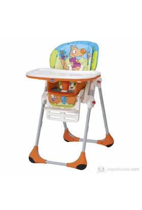 Chicco Polly 2 in 1 Mama Sandalyesi / Wood Friends