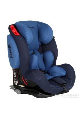 Bolenn Hug Multi Safe ISOFIX/SPS Oto Koltuğu (9-36 kg) / Mavi