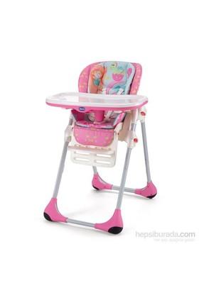 Chicco Polly Çift Kılıflı Mama Sandalyesi / Princess