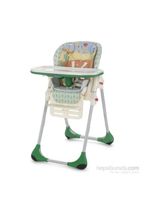 Chicco Polly 2 in 1 Mama Sandalyesi / Canyon