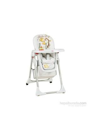 Sunny Baby Sb-103 Platin Mama Sandalyesi / Beyaz