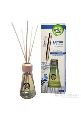 Bambu Çubuklu Oda Parfümü 75 Ml Temizlik Esintisi