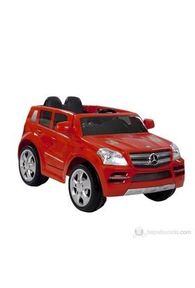 Sunny Baby W488QHT Mercedes Akülü Araba Kırmızı
