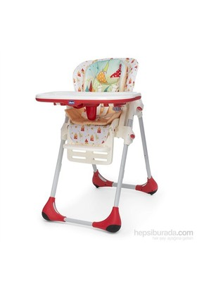Chicco Polly 2 in 1 Mama Sandalyesi / Timeless