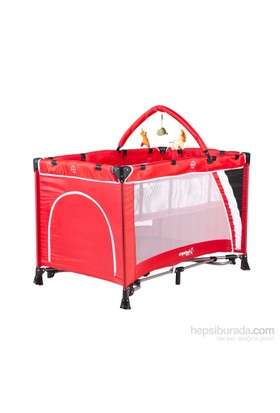Crystal Baby 421 Weenie Oyun Parkı - Kırmızı