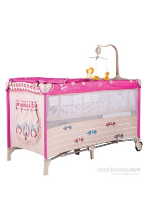 Sunny Baby 624 Siesta Oyun Parkı - Pembe