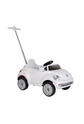 Sunny Baby Zw456mp Beetle Push Car Beyaz
