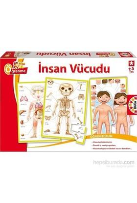 İnsan Vücudu - Eğitici Oyun