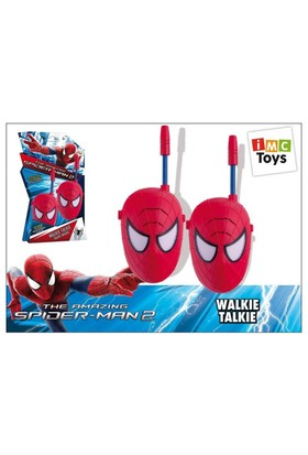 Imc Walkie Talkie Spiderman