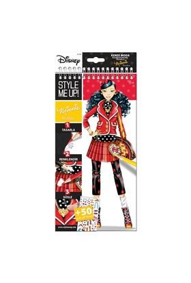 Style Me Up Smu Disney Tasarim Defteri Minnienin Modasi