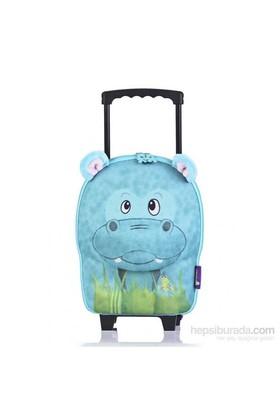 Okiedog 80078 Küçük ÇekÇek Çanta Hipopotam