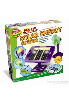 Creative Güneş Bilim Enerji Sistemi Crv- 5459