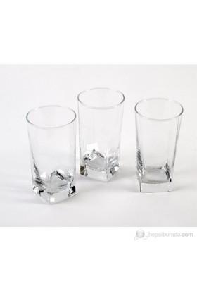 Paşabahçe 3lü Carre Meşrubat Bardağı