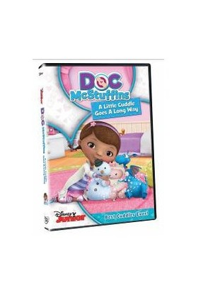 Doc Mcstuffins: A Little Cuddle Goes A Long Way (Doktor Dottie: Kucaklaşma Zamanı) (DVD)