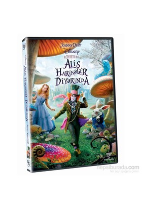 Alice İn Wonderland (Lıve Actıon) (Alıce Harikalar Diyarında) (DVD)