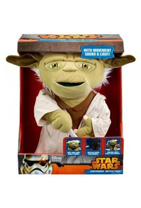 Star Wars Yoda 40Cm Sesli Peluş