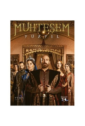 Muhteşem Yüzyıl (6 DVD Box Set) (13-18 Bölüm)