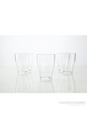 Plabar Kırılmaz Büyük Su Bardağı 6Lı