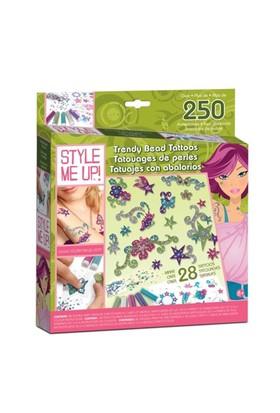 Style Me Up Kendin Yap Aktivite Paketi- Damla Dövmeler