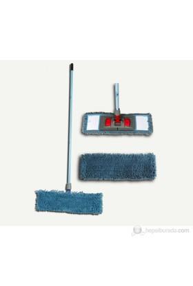 Microfiber Püsküllü Mop Seti