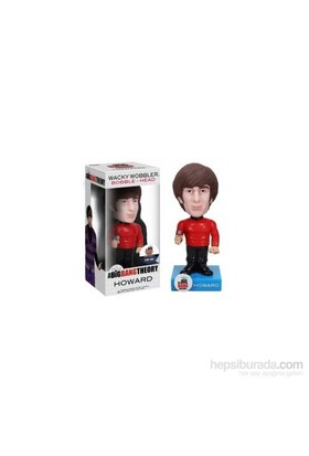 Funko Star Trek Big Bang Theory Howard Wacky Wobbler