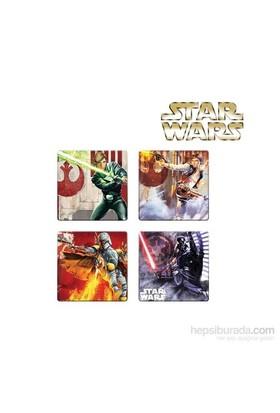 Star Wars Unleashed Artwork Coaster Set Bardak Altlığı
