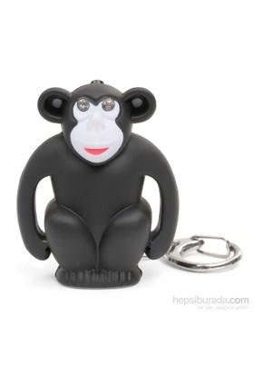 Led Anahtarlık Maymun