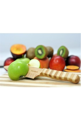 Bambum Şef Bıçağı Düz