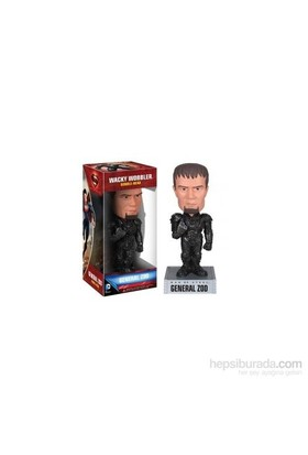 Funko Man of Steel General Zod Wacky Wobbler