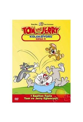 Tom & Jerry Collection VOL.9 (Tom ve Jerry Koleksiyonu Bölüm 9) (DVD)