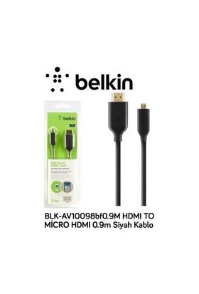 Belkin Blk-Av10098bf0.9M Hdmı To Micro Hdmı 0.9M Siyah Kablo