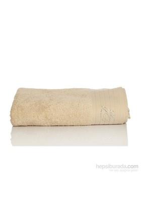 Yastıkminder Koton Beji Swaroskı Taşlı 100X55 Havlu