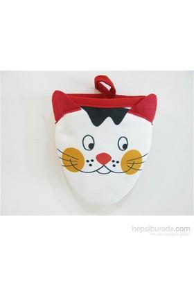 Cats By Luyano Tutacak-Kırmızı Çapkın Kedi-Erkek