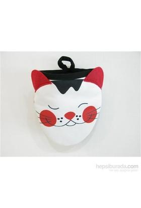 Cats By Luyano Tutacak-Kırmızı Çapkın Kedi-Dişi